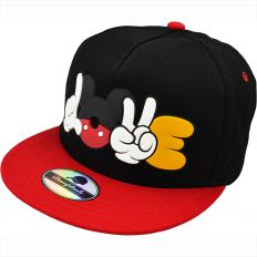 Купить Disney Mickey Love black / red интернет магазин