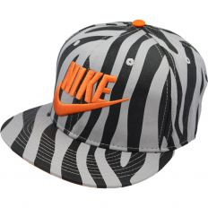 Купить Nike grey / black / orange интернет магазин