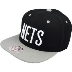 Купить Other Brooklyn Nets black / grey интернет магазин