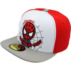 Купить Thehundreds детская Spiderman white / red / grey интернет магазин