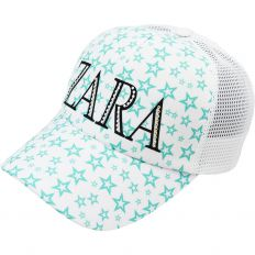 Купить Other Abstract Zara white /  turquoise stars интернет магазин
