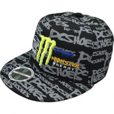 Купить Monster Energy dc shoes black интернет магазин