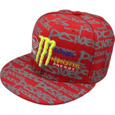 Купить Monster Energy dc shoes red интернет магазин