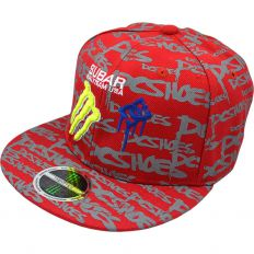 Купить Monster Energy dc shoes subaru red интернет магазин