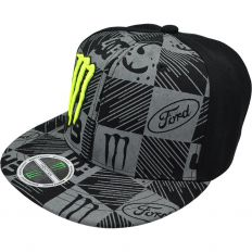 Купить Monster Energy Ford black интернет магазин