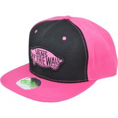 Купить Vans off the wall black/pink интернет магазин