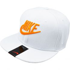 Купить Nike white / orange logo интернет магазин