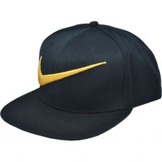 Купить Nike black Big logo Gold интернет магазин