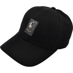 Купить Polo black / metal logo интернет магазин