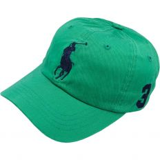 Купить Polo green / dark-blue logo интернет магазин