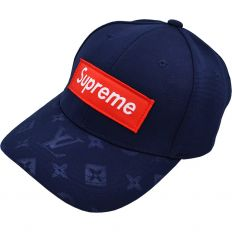 Купить Supreme LV dark-blue интернет магазин