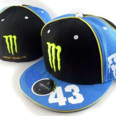 Купить Monster Energy Ford 43 black / blue интернет магазин