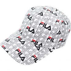 Купить Fila Many small logo white интернет магазин