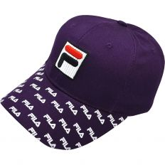 Купить Fila mini logo purple интернет магазин