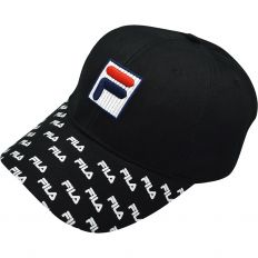 Купить Fila mini logo black интернет магазин