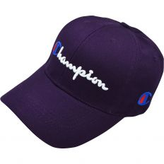 Купить Champion purple / white logo интернет магазин