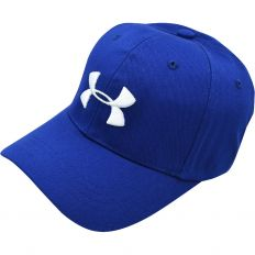 Купить Under Armour blue / white logo интернет магазин