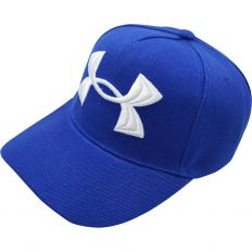 Купить Under Armour blue / big logo white интернет магазин