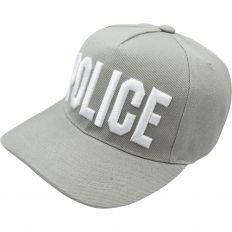 Купить Other Police light-grey / white logo интернет магазин