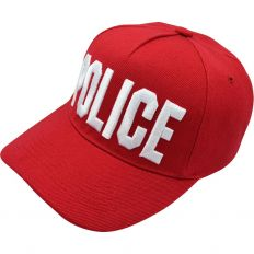 Купить Other Police red / white logo интернет магазин