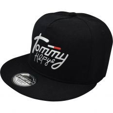 Купить Tommy Hilfiger  black / grey logo интернет магазин