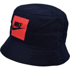 Купить Nike Панама dark-blue / red logo интернет магазин