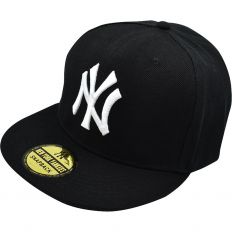 Купить New York black / white logo интернет магазин