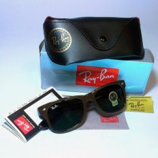 Купить Ray Ban Wayfarer brown интернет магазин