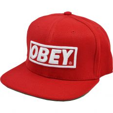 Купить Obey red / green интернет магазин