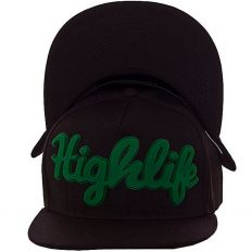 Купить Other High life black / green logo интернет магазин