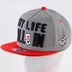 Купить Other My life all in grey / red интернет магазин