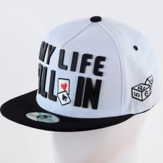 Купить Other My life all in white / black интернет магазин