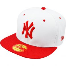 Купить New York white/red интернет магазин