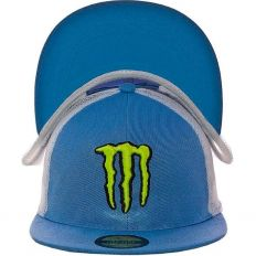 Купить Monster Energy M blue / white интернет магазин