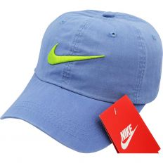 Купить Nike big logo light-blue интернет магазин