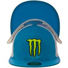 Купить Monster Energy M turquoise / white интернет магазин