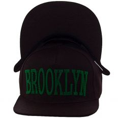 Купить Other Brooklyn black / green logo интернет магазин