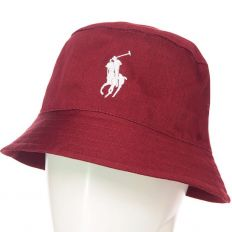 Купить Polo burgundy / white logo интернет магазин