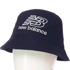 Купить New Balance dark-blue / white logo интернет магазин