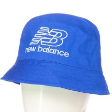 Купить New Balance blue / white logo интернет магазин