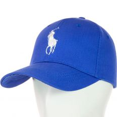 Купить Polo blue / white big logo интернет магазин