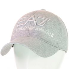 Купить Emporio Armani без застежки EA7 light-grey / white logo интернет магазин