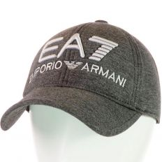 Купить Emporio Armani без застежки EA7 dark-grey / white logo интернет магазин