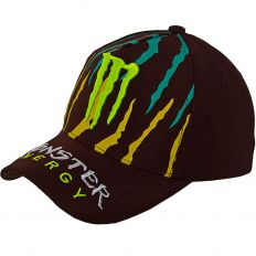 Купить Monster Energy без застежки M dark-brown интернет магазин