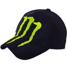 Купить Monster Energy без застежки M big logo / dark-blue интернет магазин