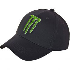 Купить Monster Energy без застежки M dark-grey / green logo интернет магазин