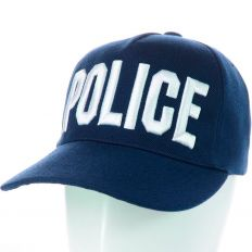 Купить Other Police dark-blue / white logo интернет магазин