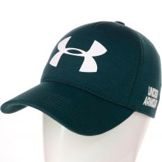 Купить Under Armour dark-green / white big logo интернет магазин