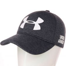 Купить Under Armour dark-grey / white big logo интернет магазин