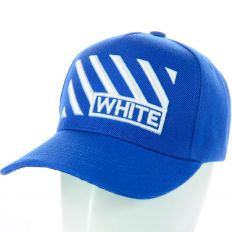 Купить Other Off White blue / big white logo интернет магазин